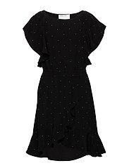 LR Leana Wrap Dress - PRINT