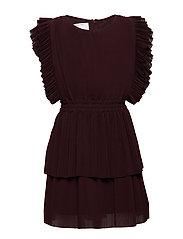 LR Kennedy Dress - ROUGE NOIR