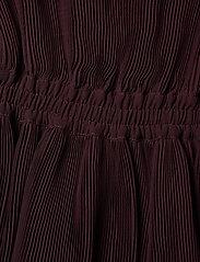 Designers Remix Girls - LR Kennedy Dress - mekot - rouge noir - 4