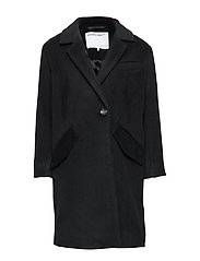 LR Claudia Coat - BLACK