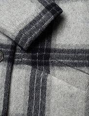 Designers Remix Girls - G Amara Coat - ull-klær - check - 5