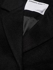 Designers Remix Girls - G Julie Coat - ull-klær - black - 2