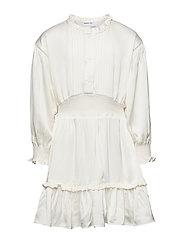 G Emme Sleeve Dress - CREAM