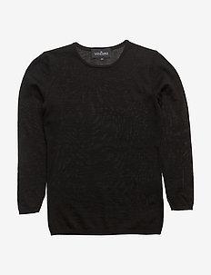 Jr Aza Slim New - trøjer - black