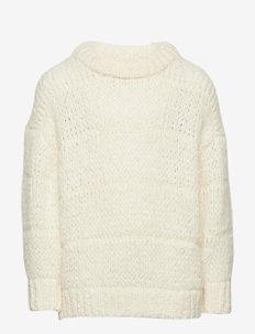 LR Abigail Sweater - CREAM