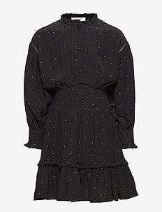 LR Leana Sleeve Dress - PRINT