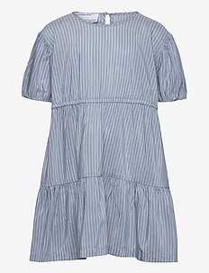 G Mela Layer Dress - kjoler - stripes