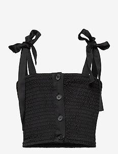 G Emme Top - blusar & tunikor - black