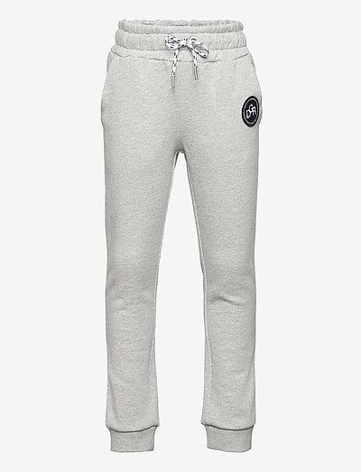 G Parker Pants - sweatpants - light grey melange