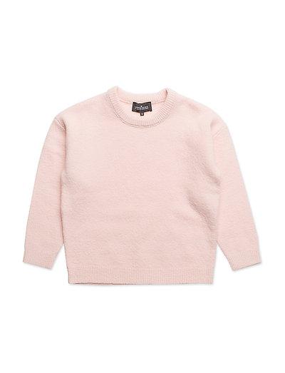 LR Percy Sweater - LIGHT PINK