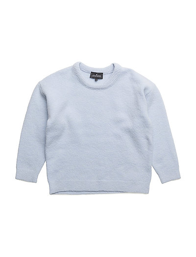 LR Percy Sweater - PASTEL BLUE