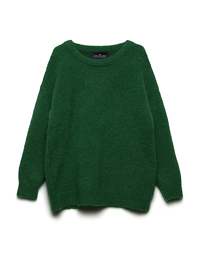 LR Tyler Sweater - DARK GREEN