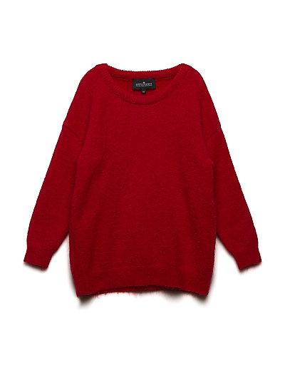 LR Tyler Sweater - LIPSTICK RED
