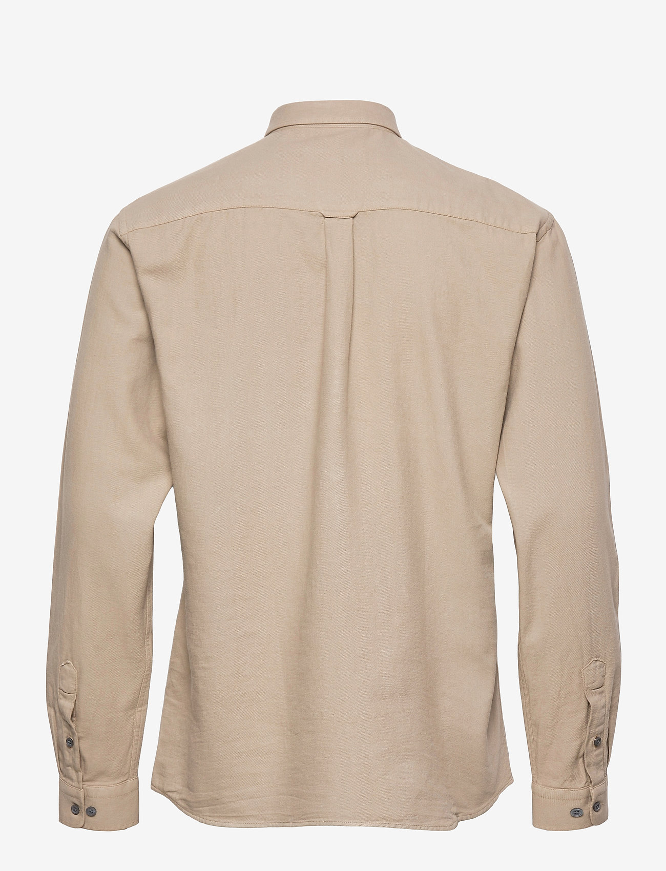 LJUNG by Marcus Larsson - Washed Twill Shirt - chemises à carreaux - sand - 2