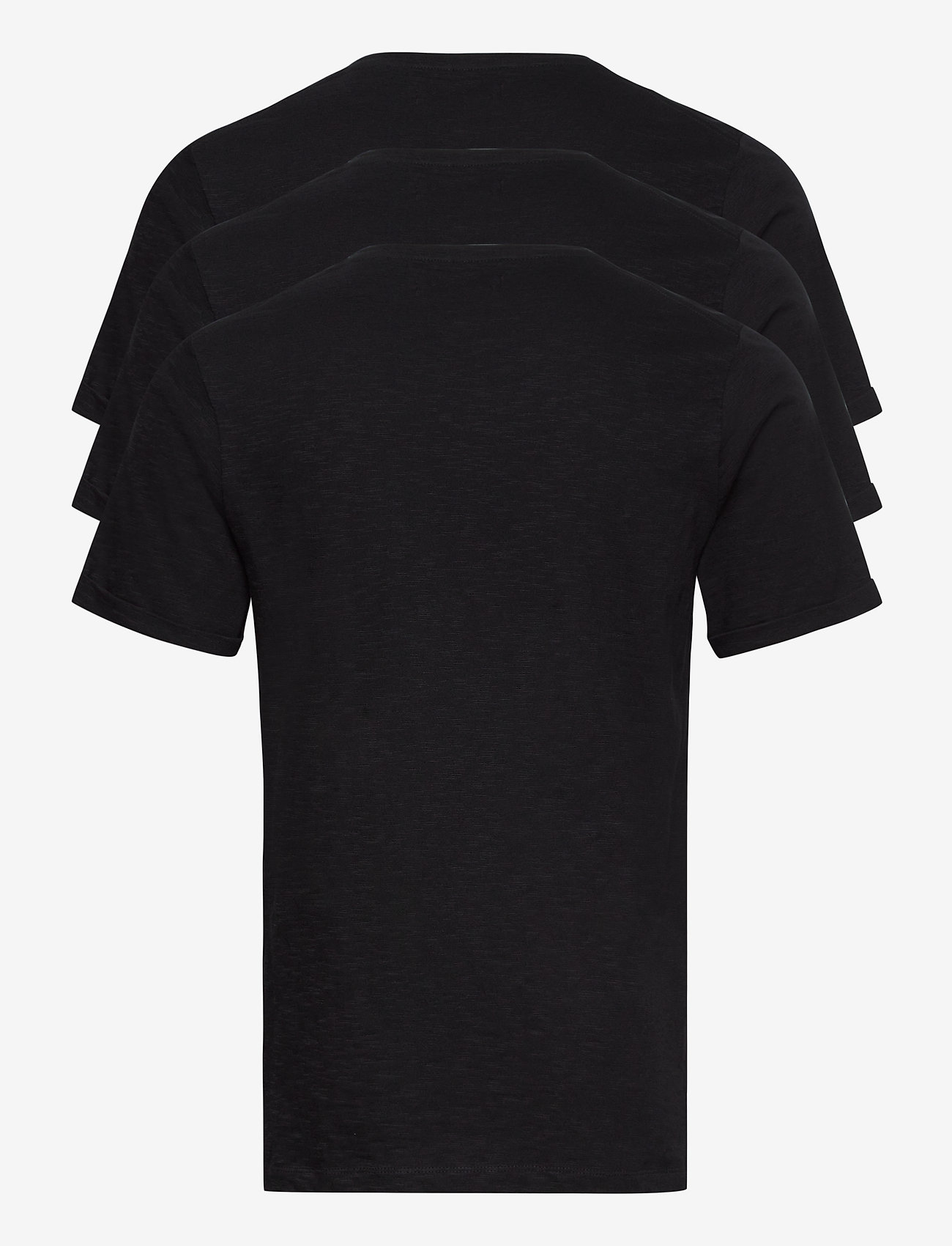 LJUNG by Marcus Larsson - Coretee 3-pack - basic t-shirts - black - 1