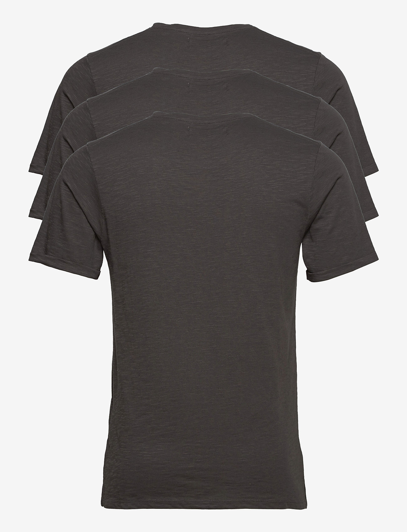 LJUNG by Marcus Larsson - Coretee 3-pack - basic t-shirts - dk ash grey - 5
