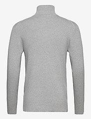 LJUNG by Marcus Larsson - Half Zip Sweater - half zip - lt grey mel - 2