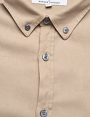 LJUNG by Marcus Larsson - Washed Twill Shirt - chemises à carreaux - sand - 8
