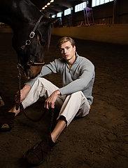 LJUNG by Marcus Larsson - Half Zip Sweater - half zip - lt grey mel - 3