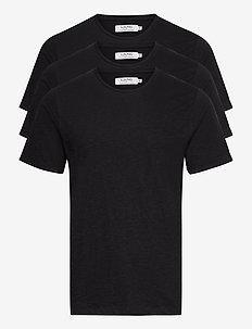 Coretee 3-pack - t-shirts basiques - black