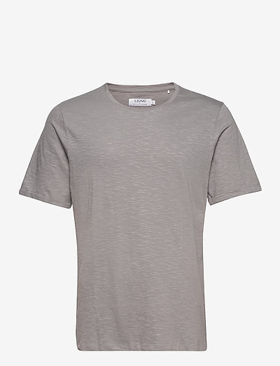 Core Tee - basic t-shirts - lt grey