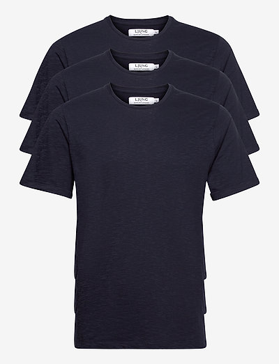 Coretee 3-pack - basic t-shirts - navy