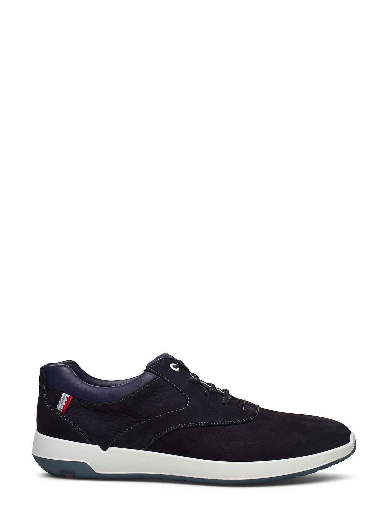 Barker Low-top Sneakers Blå Lloyd