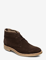 Lloyd - GALVAN - laced boots - 2 - t.d.moro/brown - 0