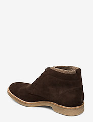 Lloyd - GALVAN - laced boots - 2 - t.d.moro/brown - 2
