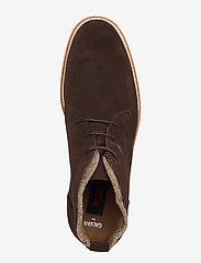 Lloyd - GALVAN - laced boots - 2 - t.d.moro/brown - 3