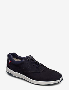 BARKER - lave sneakers - 3 - midnight/new ocean