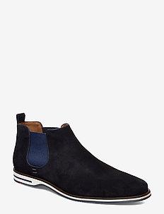 DRAKE - chelsea boots - 9 - ocean