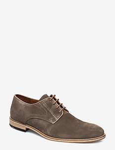 GERONA - laced shoes - 1 - bison
