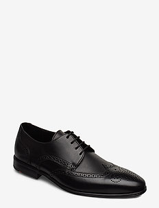 MORTON - laced shoes - 0 - schwarz