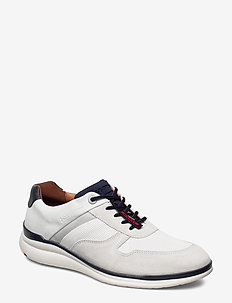 MORTIMER - lave sneakers - 2 - white/pacific