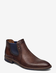 DAVE - chelsea boots - 1 - cigar/pacific