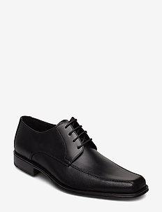 DAGGET - laced shoes - 0 - schwarz
