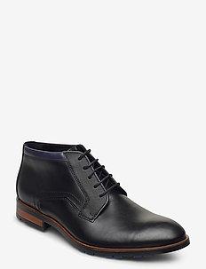 JARON - chaussures lacées - 1 - schwarz/midnight