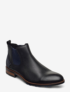 JASER - chelsea boots - 1 - schwarz/midnight