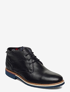 FARIN - desert boots - 0 - schwarz
