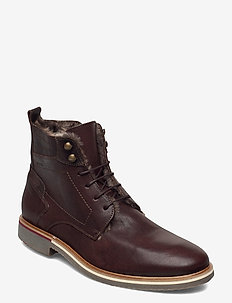 FARGO - laced boots - 7 - t.d.moro