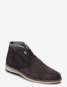 MAXWELL - veter schoenen - 1 - graphit/future grey