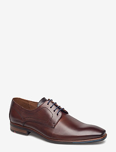 DON - laced shoes - 1 - cigar/t.d.moro