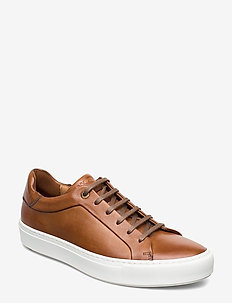 AJAN - low tops - 3 - cognac