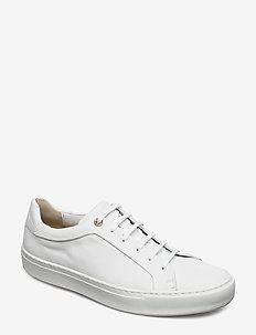 AJAN - low tops - 5 - white