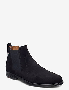 PATRON - chelsea boots - 0 - schwarz