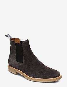GALVESTONE - chelsea boots - 1 - graphit