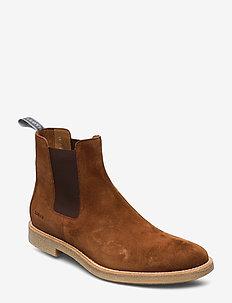 GALVESTONE - chelsea boots - 3 - cognac