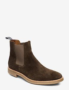 GALVESTONE - chelsea boots - 4 - tundra