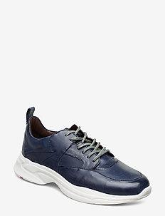 ALDREN - lave sneakers - 8 - ocean